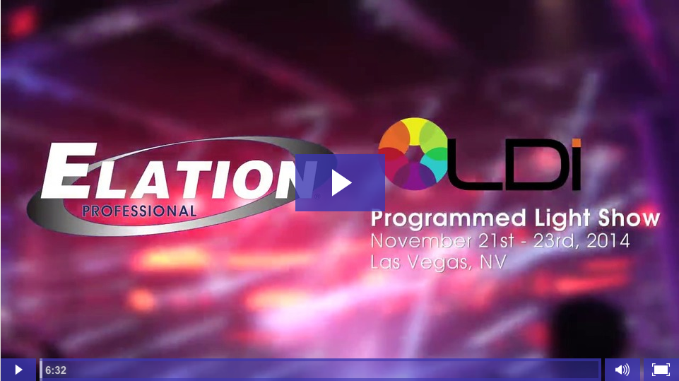 elation ldi 2014 las vegas video