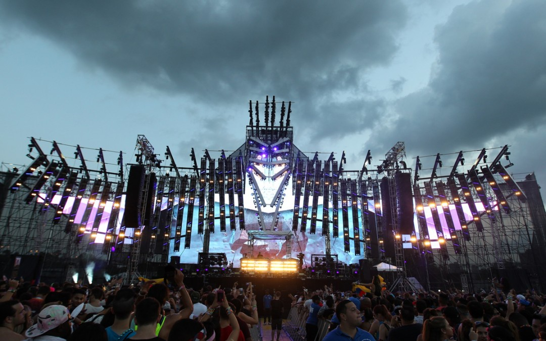 elation news: Electric Zoo New York