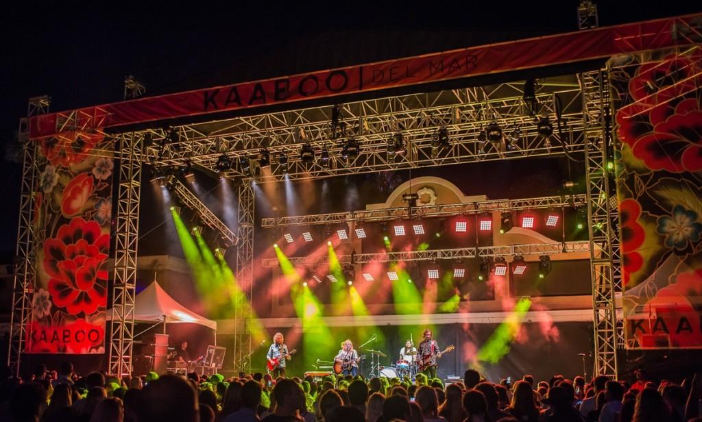 elation news: Kaaboo Del Mar festival