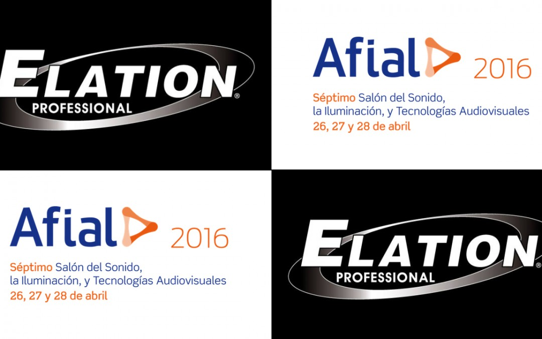 elation news: Elation en Afial