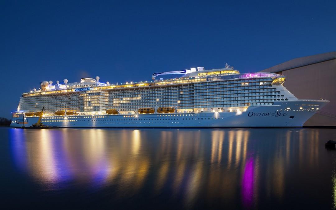 elation news: Ovation of the Seas