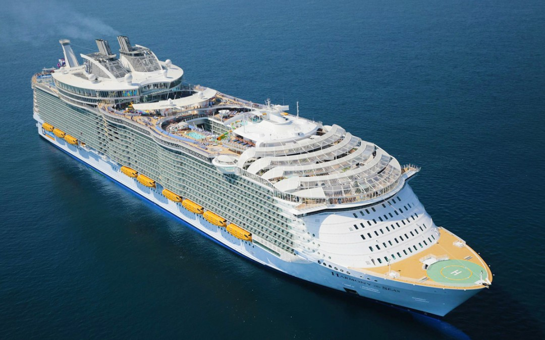 elation news: Harmony of the Seas