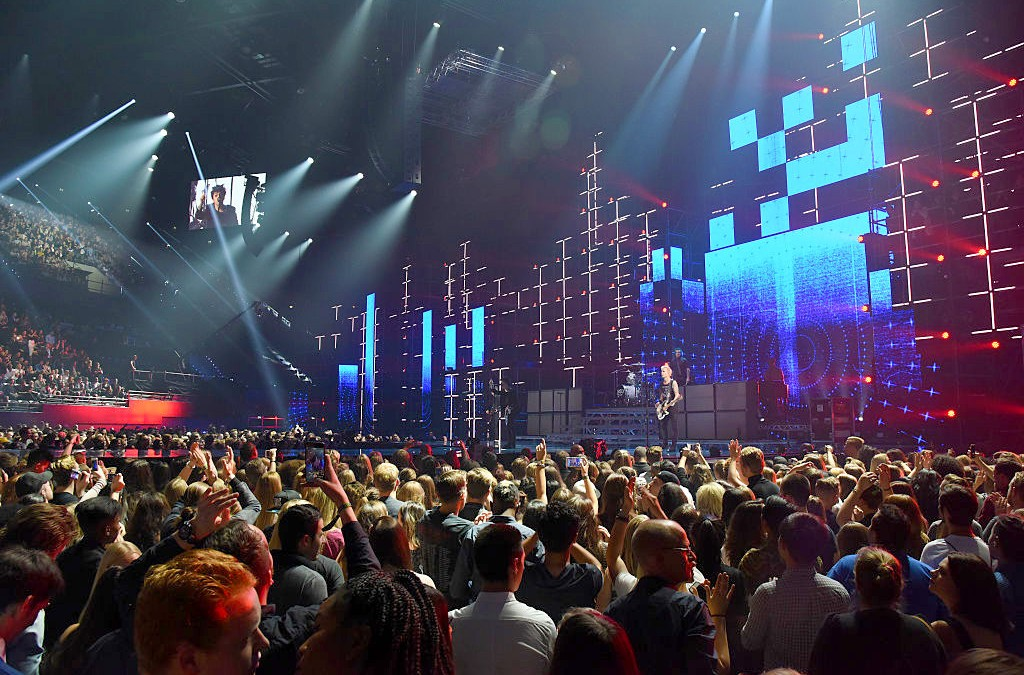 elation news: MTV Europe Music Awards