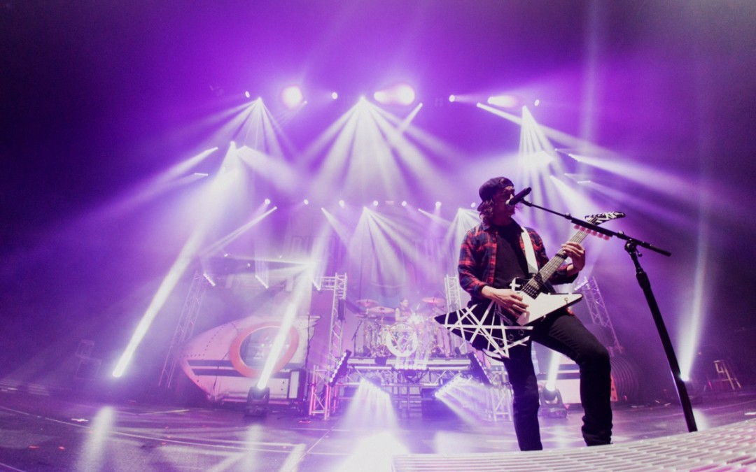 elation news: Pierce the Veil