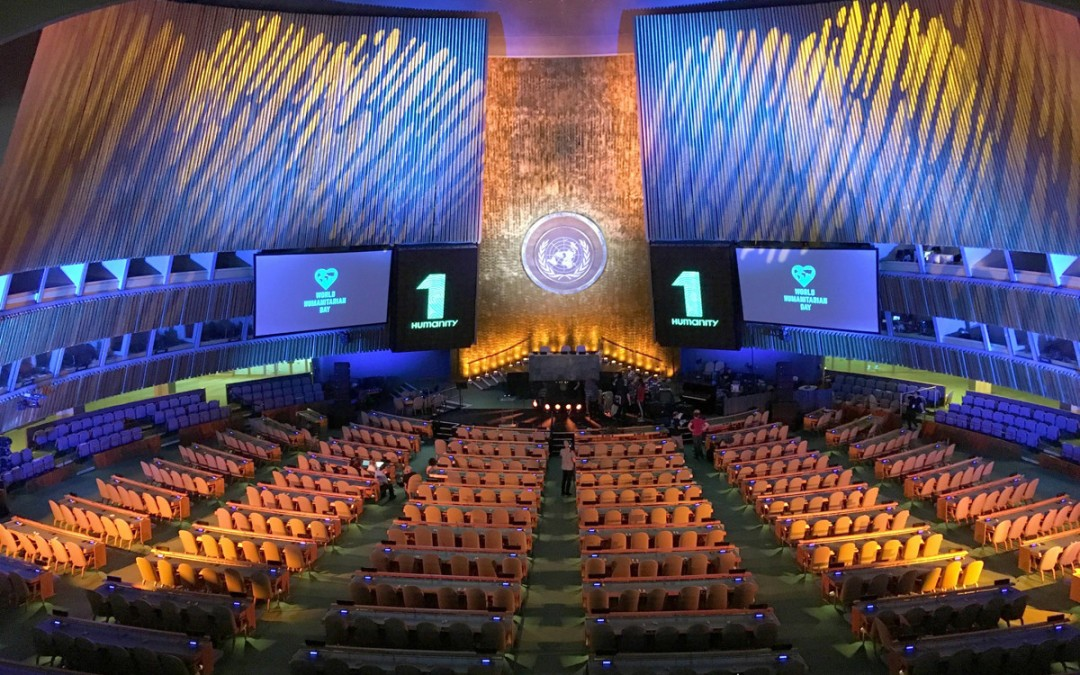 elation news: United Nations New York