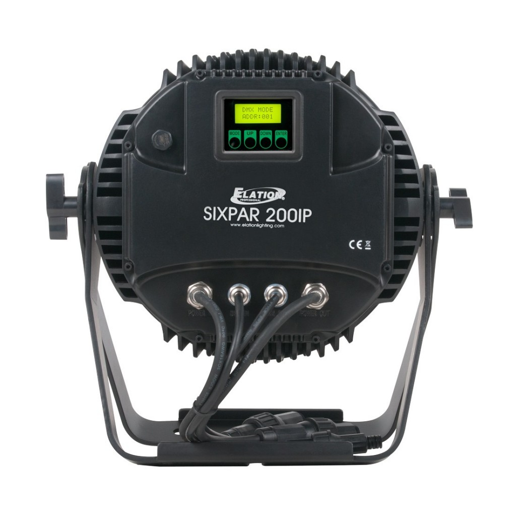 elation sixpar 200ip 6