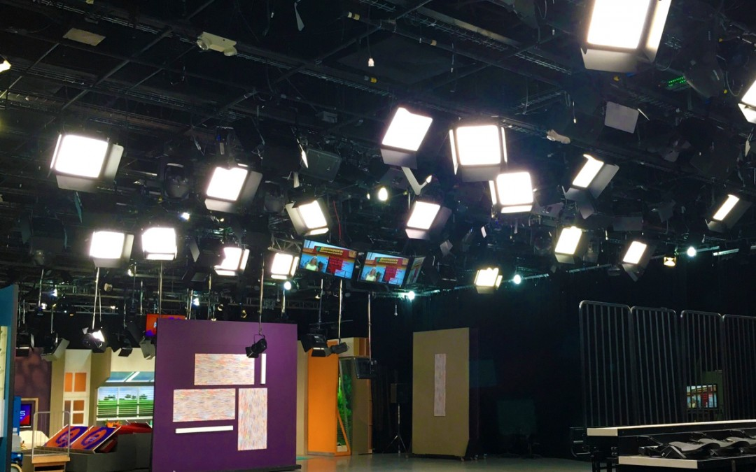 elation news: WAPA TV Studios