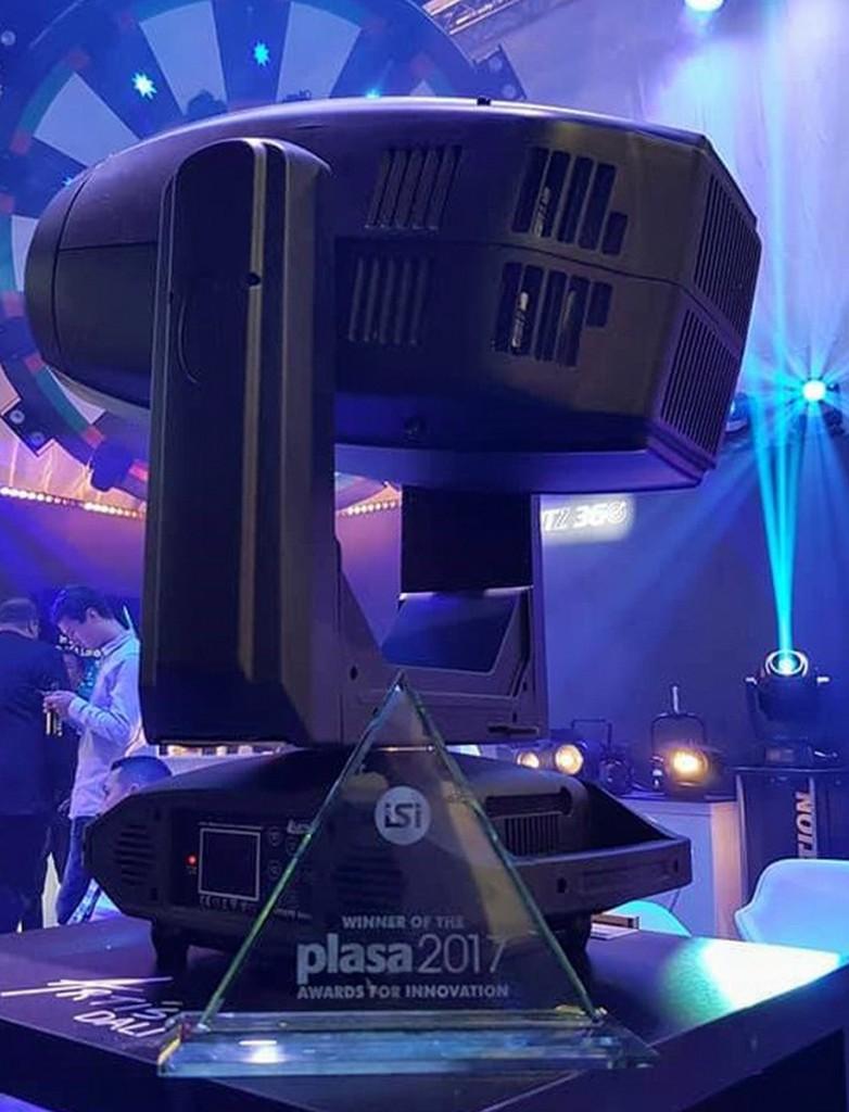 plasa awards proteus hybrid artiste dali 5