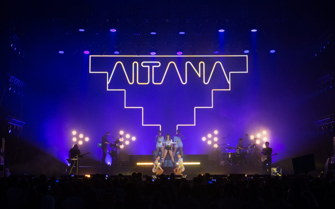 elation news: Aitana & Rayzor 760