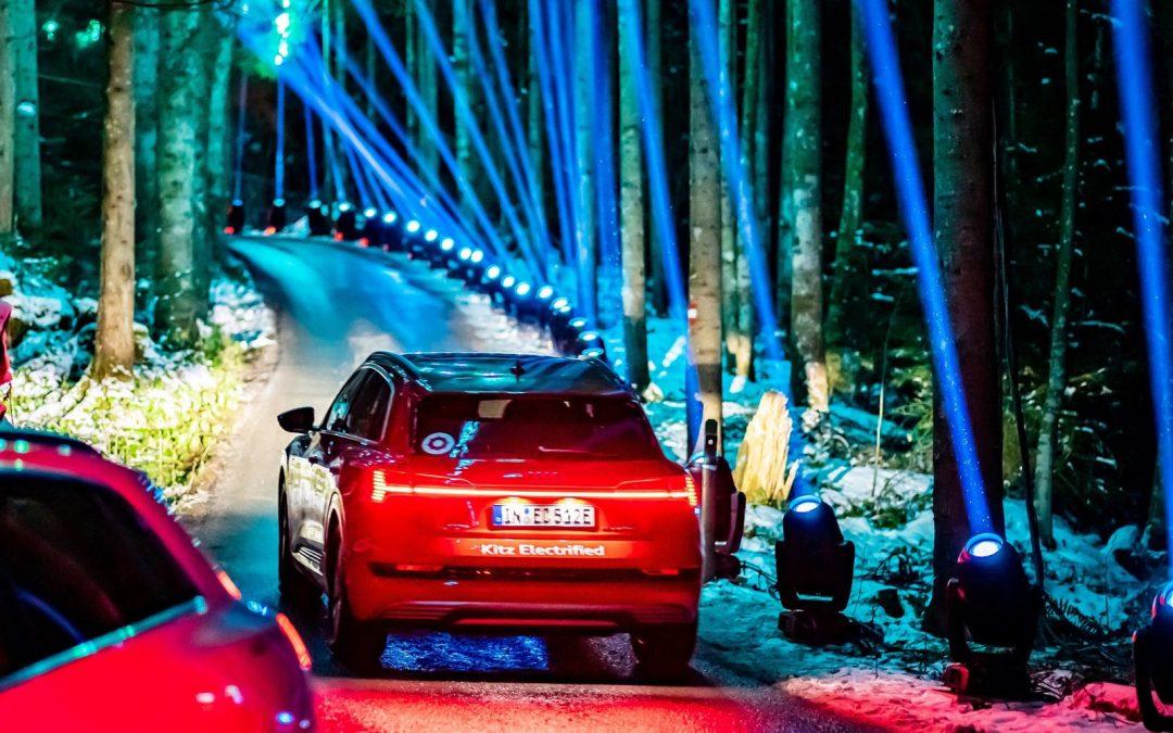 elation news: Audi e-tron & Proteus Hybrid