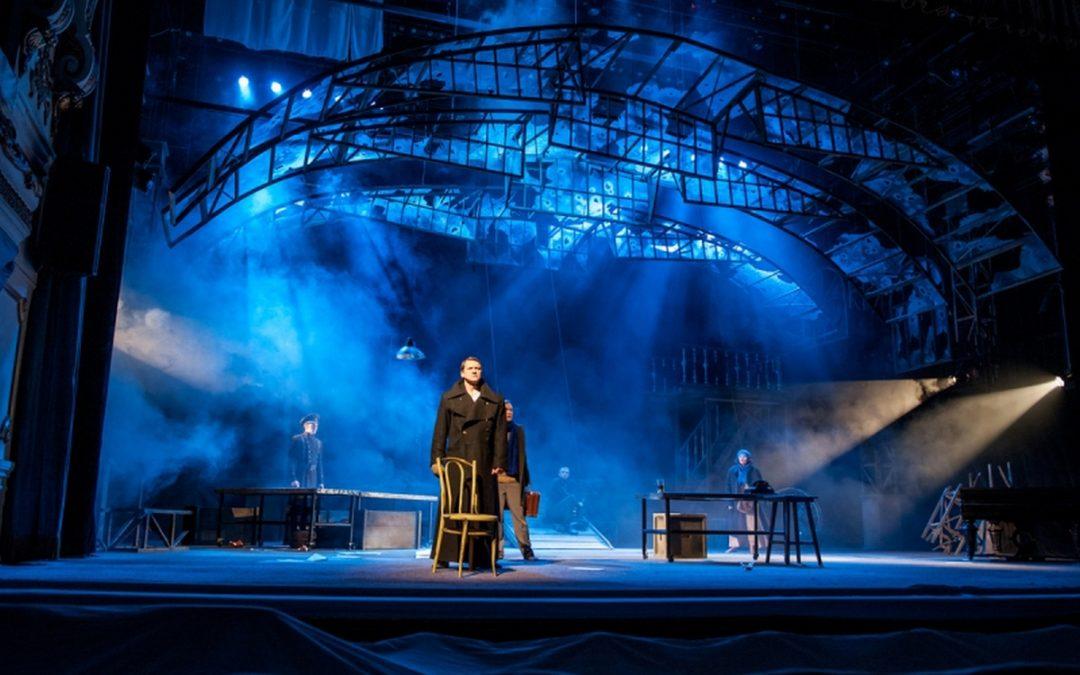 elation news: Irkutsk Theatre & Artiste Picasso